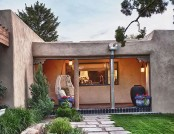 Adobe Residence in New Mexico