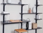 Easy Adjustable Shelving Units