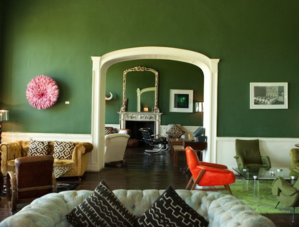 Historic bellinter home by richard castle home interior for Inter home design