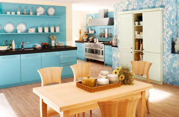 1-lovely-kitchen-interior-in-blue-tones