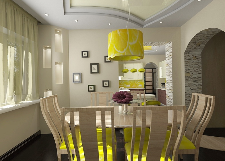 1-yellow kitchen