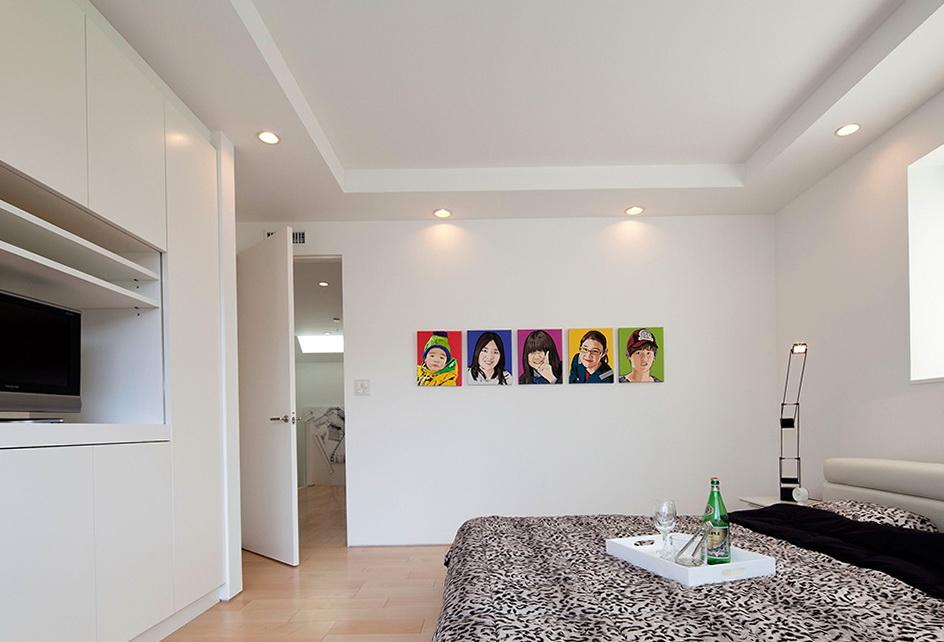 Spacious Apartment In The Tokyo Home Interior Design