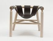 NINNA Chair by Carlo Contin