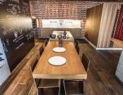 "Luxury and ""Smart"" Multilevel Apartment of a Ukrainian Businessman: Loft Style, WCs Designed as Rail..."