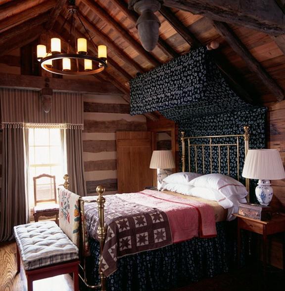 2-bedroom in the attic