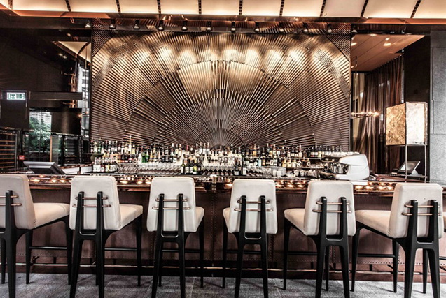 AMMO Restaurant and Bar in Hong Kong | Home Interior Design ...