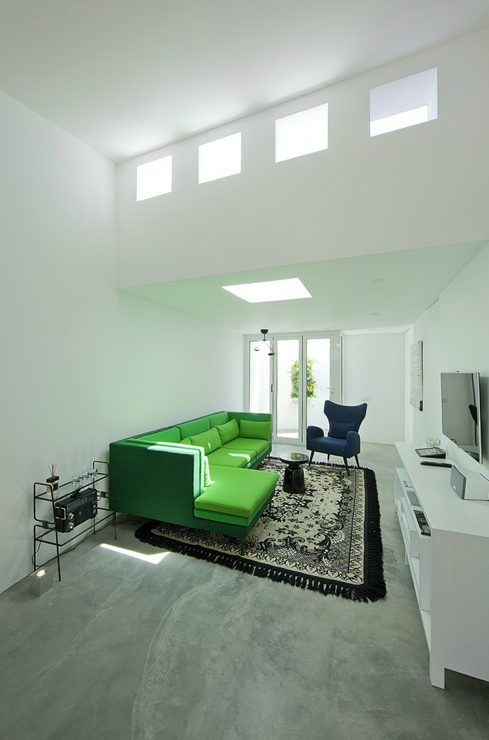 2white living room