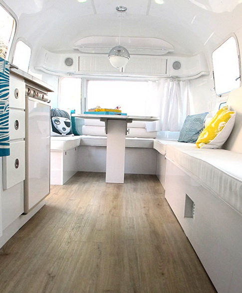 Creativity And Function In Caravan Design Home Interior Design