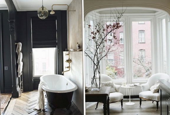 Luxury Apartments Jenna Lyons In Manhattan Home Interior