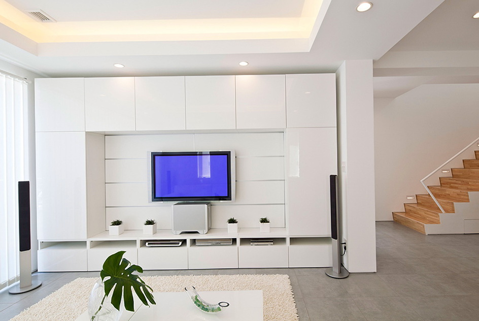 Spacious apartment in the Tokyo Home Interior Design  : 5 television set from homeklondike.site size 944 x 632 jpeg 132kB