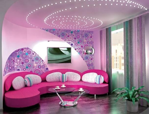 Delicate pink color in the interior | Home Interior Design, Kitchen ...