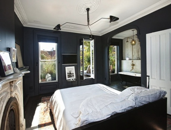 6-black bedroom