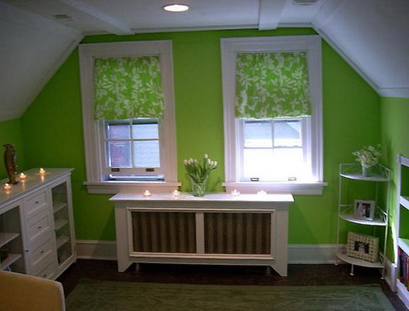 6-green attic