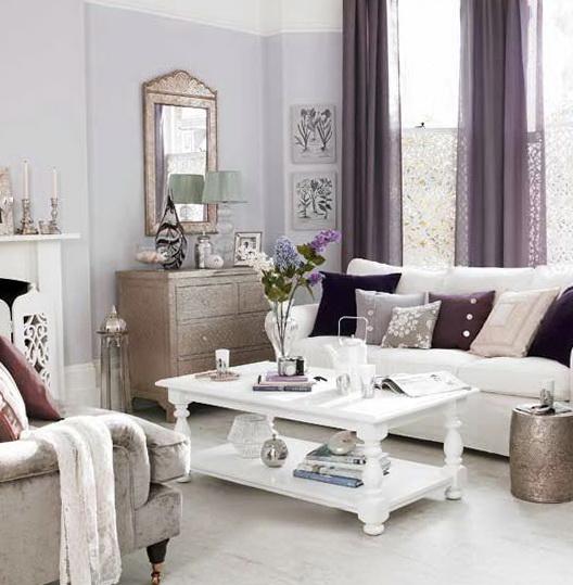 6-lavender color