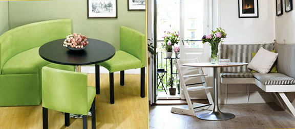 The ideas of dining tables for a small kitchen | Home Interior ...