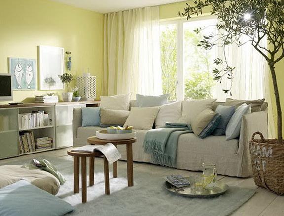 8-blue cushion