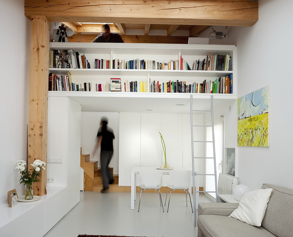 1-Modern small apartment