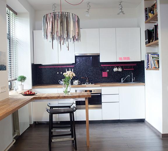 Cozy studio apartment in Moscow | Home Interior Design ...