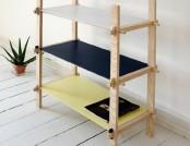 Kile Wooden Furniture by Yukari Hotta