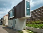 Narrow house in Tokyo