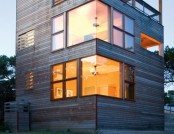 10 fabulous wooden houses
