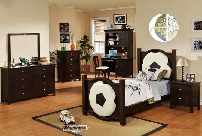 10 Comfortable Interior Rooms For Boys Home