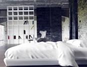 Modern loft-style apartments