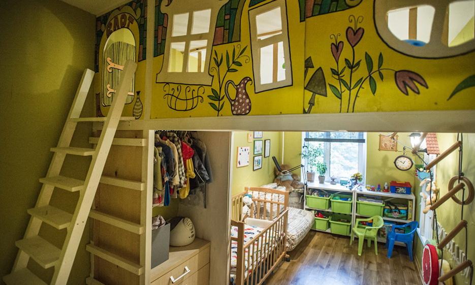 141-kid's room