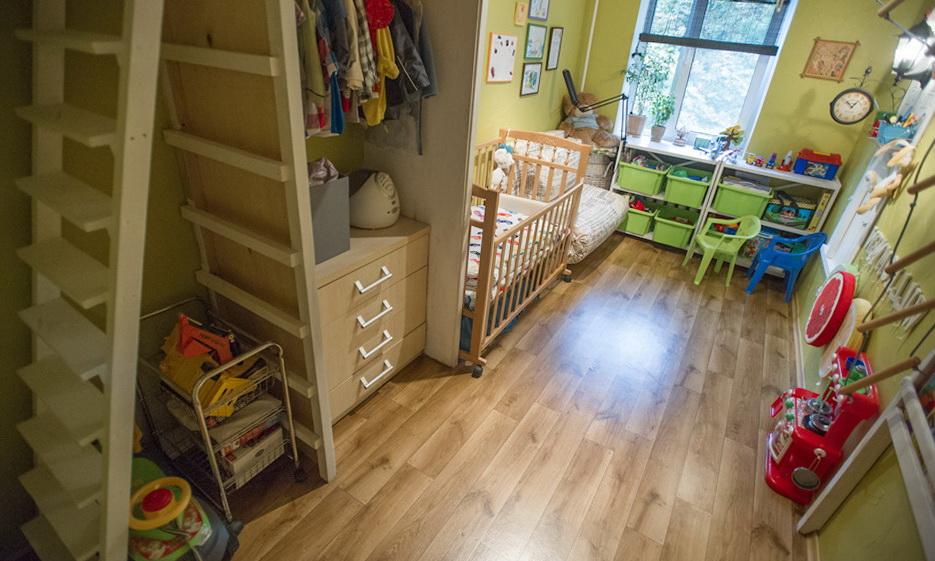 151-kid's room