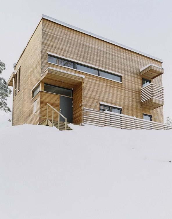 3-long House