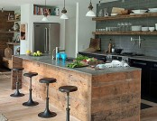 Rustic Hamptons Interior