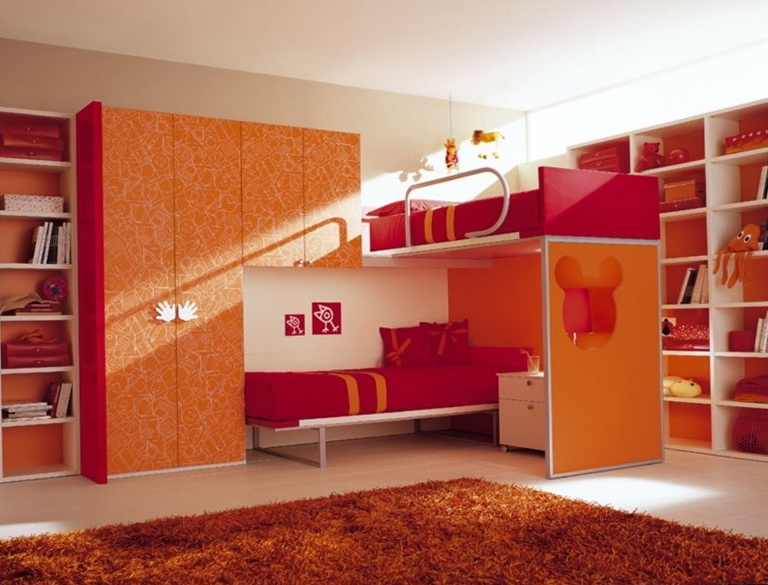 4-children's bedroom