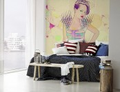 Whimsical Music Icon Wall Murals for your Space