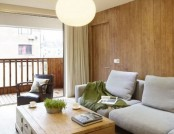 Design a beautiful apartment in Shanghai