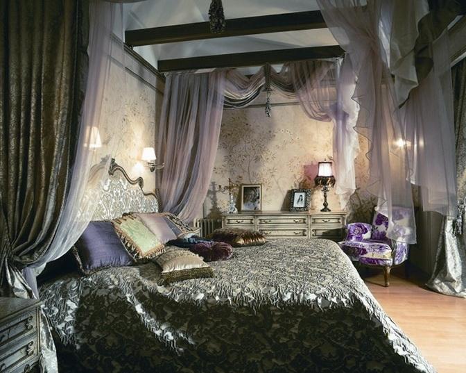 5-purple curtains