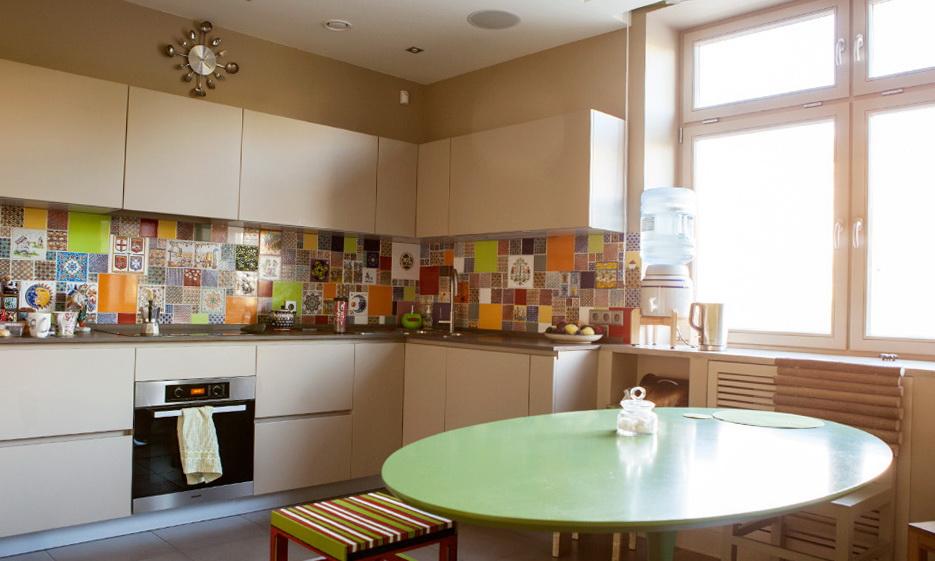 51-A kitchen set by Varenna