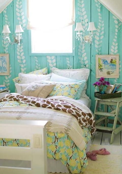 6-bedroom in the attic