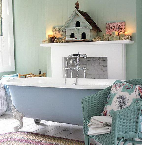7-blue bath