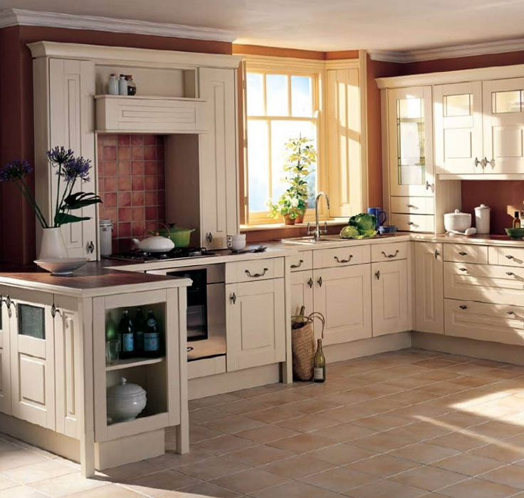 Kitchens cute country style