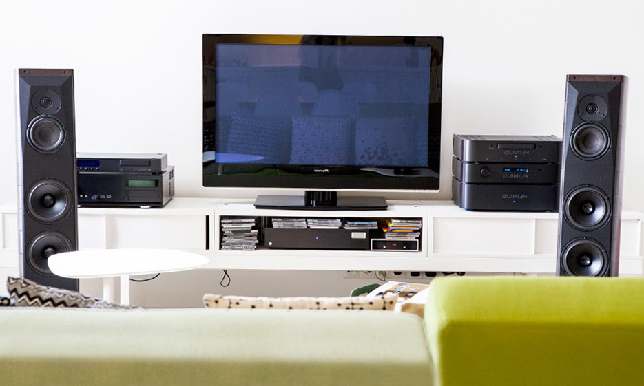 71-Sofa and TV-stand — Vitra