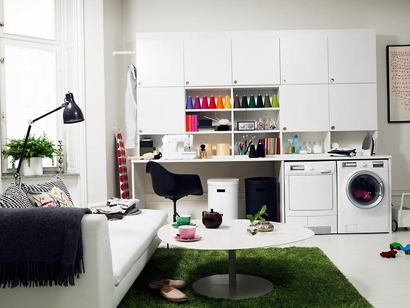 10 Modern Home Laundry Room Interior Design