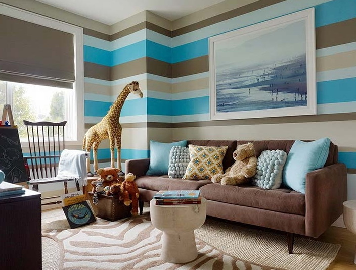 9 Children S Room In Shades Of Brown