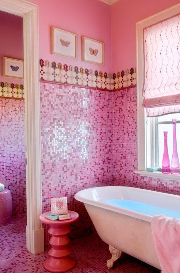 9-pink bath