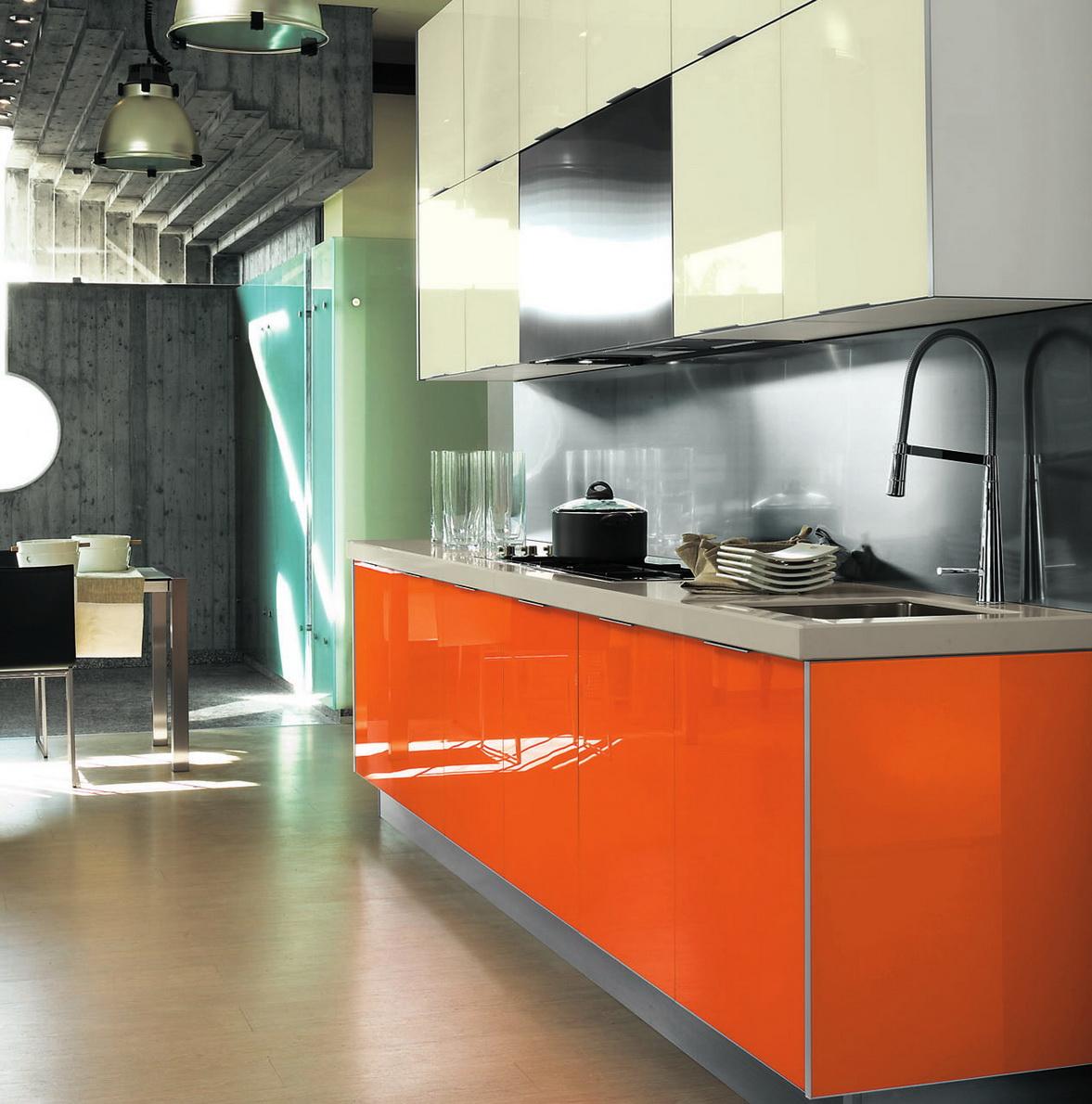 Acrylic Interior Design: Why Choose Acrylic Kitchen Doors?