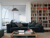 Square visualization apartment