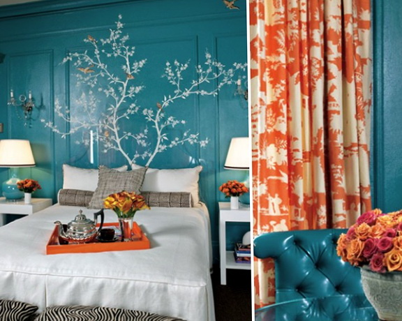 Teal Blue Color Palette Schemes Orange Living Room Ideas Rugs Coffee And Bedroom