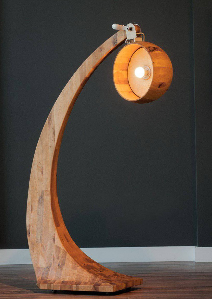 Wooden Lamps 171 Woobie 187 From AbadoС Home Interior Design