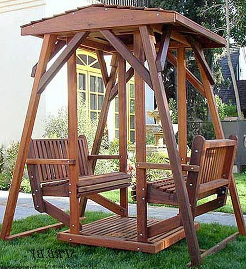 A Variety Of Swing For The Garden Home Interior Design