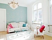 10 Guest rooms in Scandinavian style