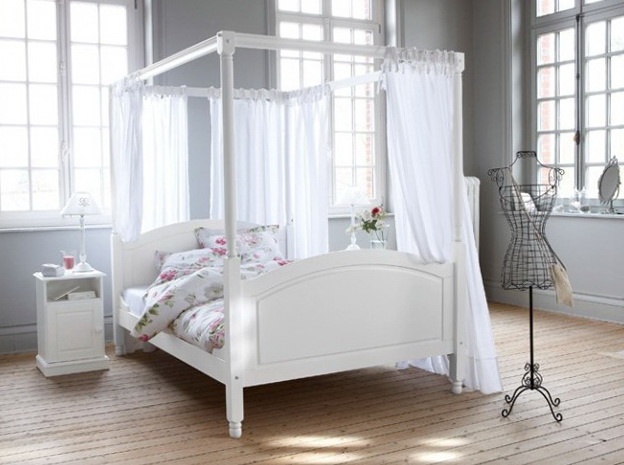 3-white bed